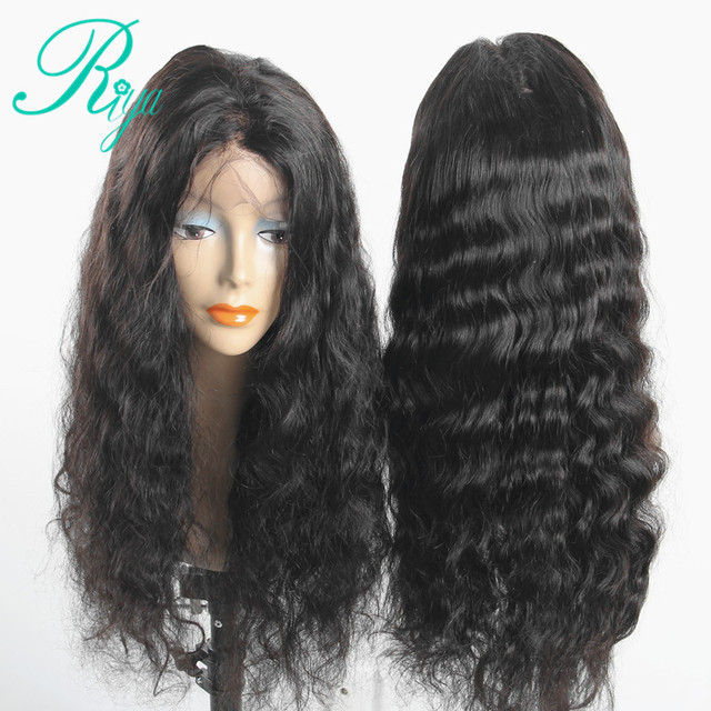 Riya Body Wave Wig Lace Front Human Hair Wigs With Baby Hair Pre Plucked  Lace Wigs For Black Women Brazilian Remy Hair ce06a9424