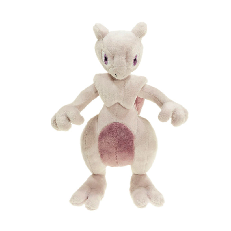 Big Mewtwo Cartoon Plush Toys 30 cm High Quality Soft PP Cotton Kids Birthday Best Gift For ChildrenBig Mewtwo Cartoon Plush Toys 30 cm High Quality Soft PP Cotton Kids Birthday Best Gift For Children