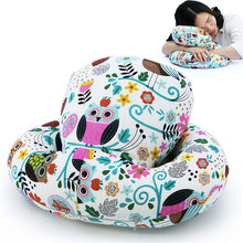 Nap Pillow Creative Octopus Sleeping Pillow Office Lunch Break Face Down Head Rest Pillow Cushion for Office Plush Pillow(China)