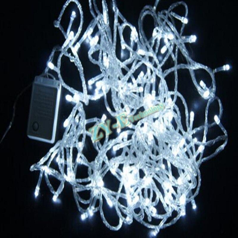 110/220V EU 20m/200leds led string light for Holiday Wedding Christmas,decoration for Party lighting led lights outdoor freeship