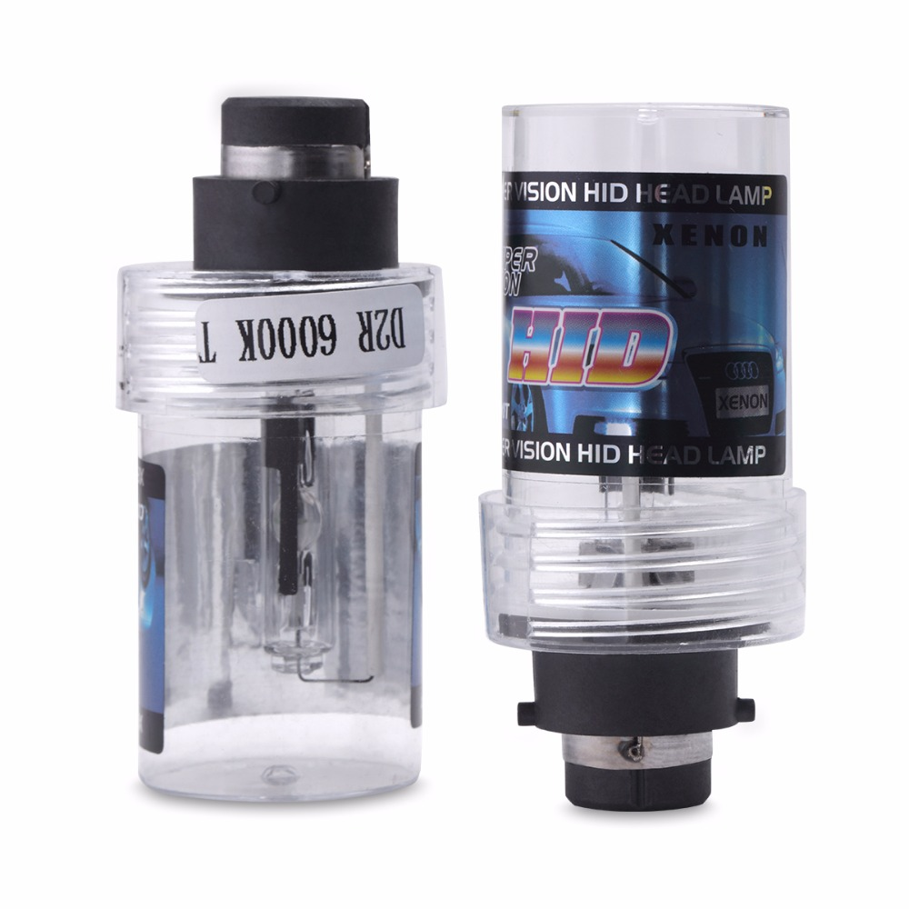 Xenon D2R 35W HID Xenon bulb lamp D2R 4300K 6000K 8000K metal holder auto Car Headlight fog lights HID Replacement Bulb headlamp цена 2017