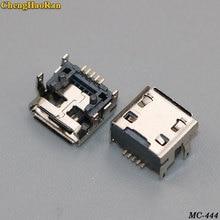 ChengHaoRan 1pc 5pin type B for JBL Charge 3 FLIP Bluetooth Speaker Micro mini USB Charging Port jack socket Connector repair