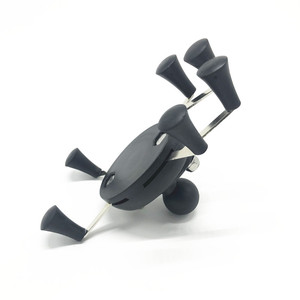 Image 3 - Texel WebGrip with X Grip Phone Cradle B Ball 1 inch (Black ) for ram mounts & cellphone Motorcycle Bicycle