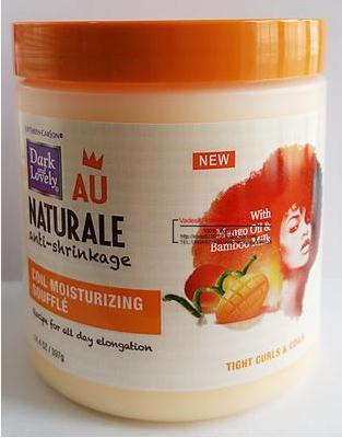Dark and Lovely AU naturale coil moisturizing cream/397g vadesity dark and lovely superior moisture relaxer regular