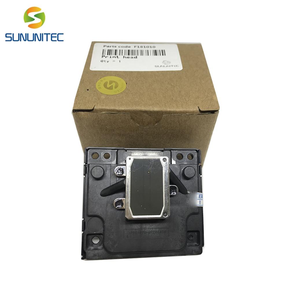 Originale F181010 testina di Stampa testina di stampa Per Epson L100 L200 SX100 SX105 SX106 SX109 SX215 TX215 TX235 SX218 SX210 Ugello Della StampanteOriginale F181010 testina di Stampa testina di stampa Per Epson L100 L200 SX100 SX105 SX106 SX109 SX215 TX215 TX235 SX218 SX210 Ugello Della Stampante