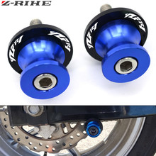 Swingarm Slider Spools stand screws For YAMAHA YZF R1 YZFR1