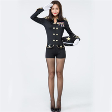 Sexy Women Police Costume Halloween Adult Party Performance Cosplay Clothing