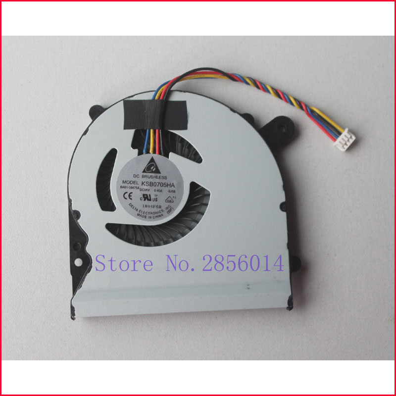 купить New Cpu Cooling Fan For ASUS S400 S500 S500C S500CA V500C X502 X502C DC Cpu Cooler Radiators Notebook Cooling Fan по цене 310.66 рублей
