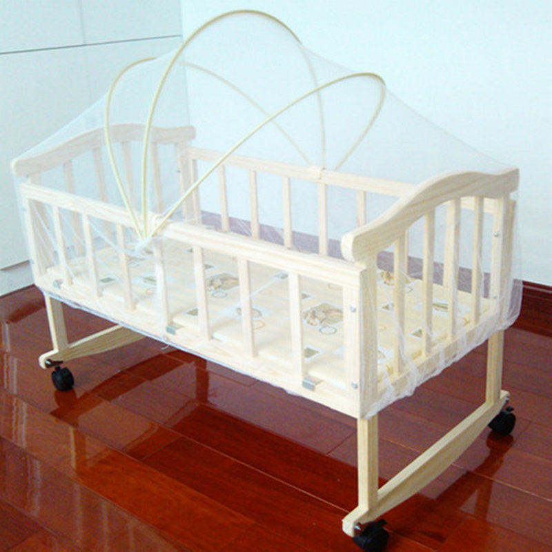 Online Shop 105cm/120cm extra big size baby bed, can load adult, no ...