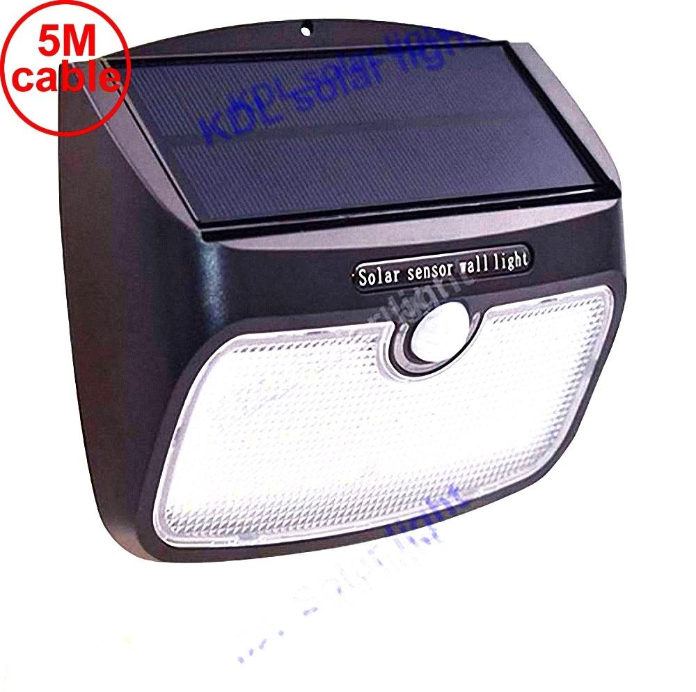 Sensible motion sensor light outdoor indoor security sans fil nuit lampe