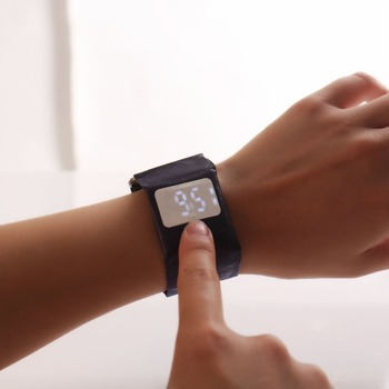 2020 Trendy DIGITAL LED Watch Paper Water/Tear Resistant Watch Perfect Gift 13 6