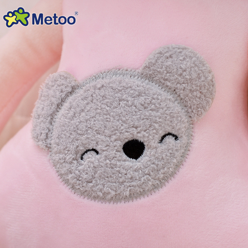 22cm New Metoo Doll Cartoon Stuffed Animals Angela Plush Cute Toys Sleeping Dolls for Children Soft Toy Birthday Gifts Kids Gift in Stuffed Plush Animals from Toys Hobbies