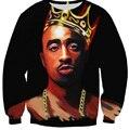 2pac hoodie tupac sweatshirt nwa crewneck sudaderas hombre 3d sweatshirt Shakur men/women Harajuku hip hop nwa hoodie