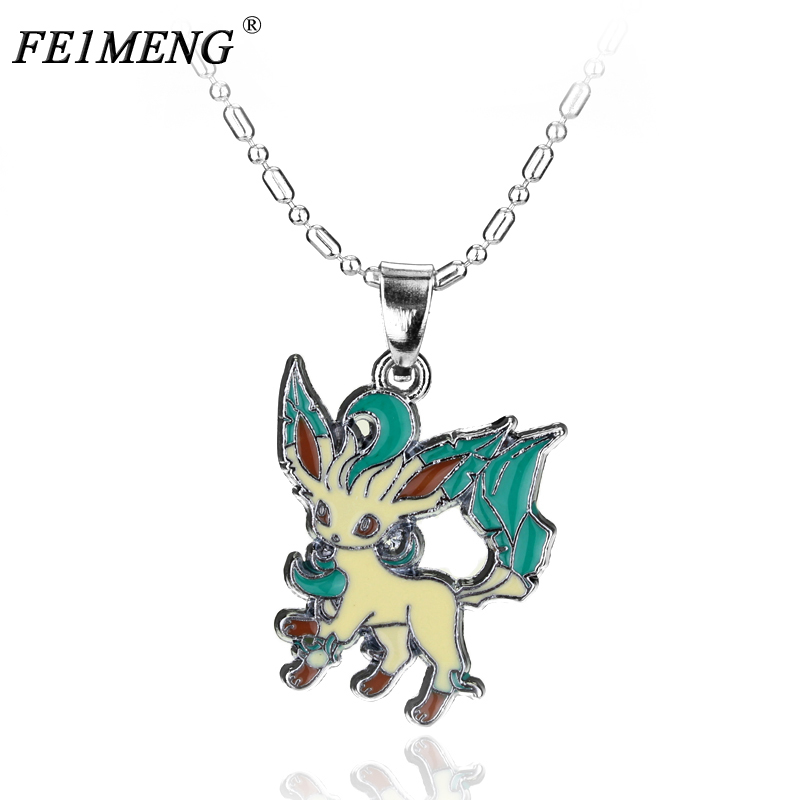 font-b-pokemon-b-font-go-pocket-monster-necklace-anime-cute-leafeon-pendant-necklaces-for-women-fashion-jewelry-collar-choker-accessories