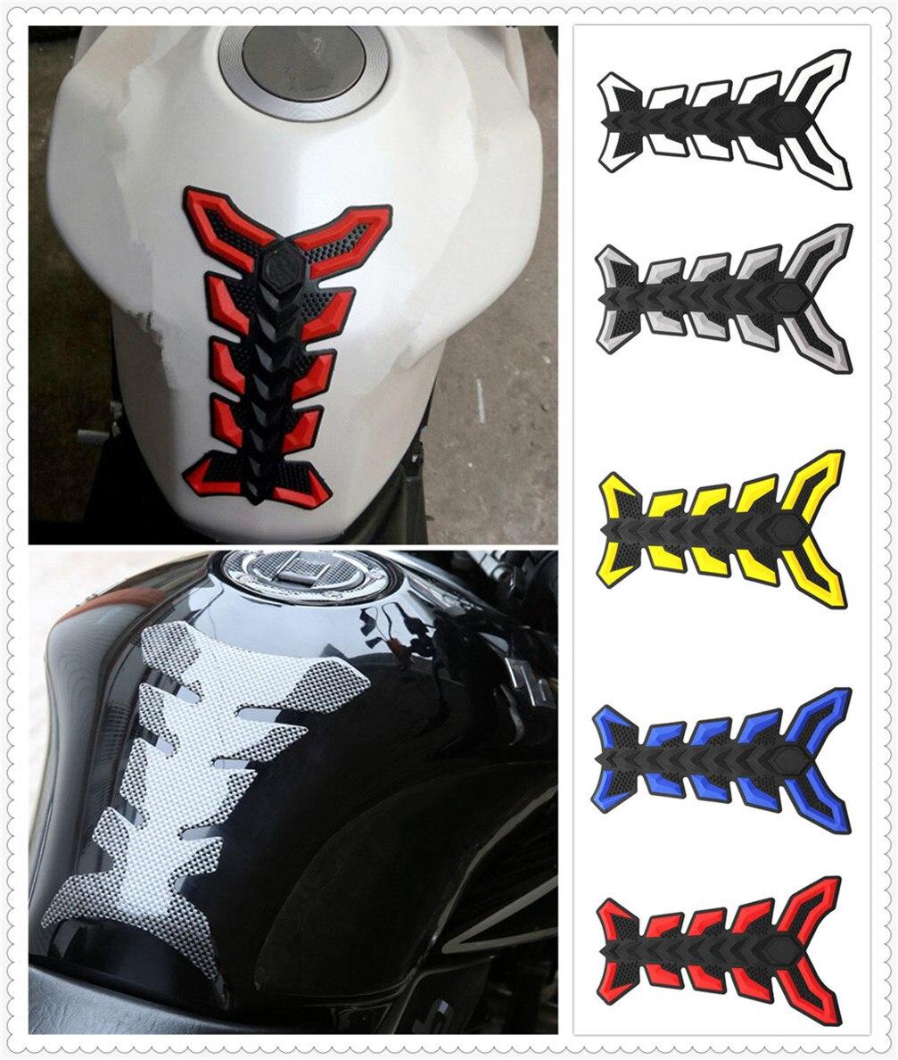 Coche y motocicleta Etiqueta de personalidad 3D tanque mat racing para HONDA CBR500R CB500F X GROM RC51 RVT1000 SP-1 SP-2