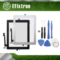 New For IPad 4 A1458 A1459 A1460 Touch Panel Display Screen Digitizer Front Glass Touch Panel