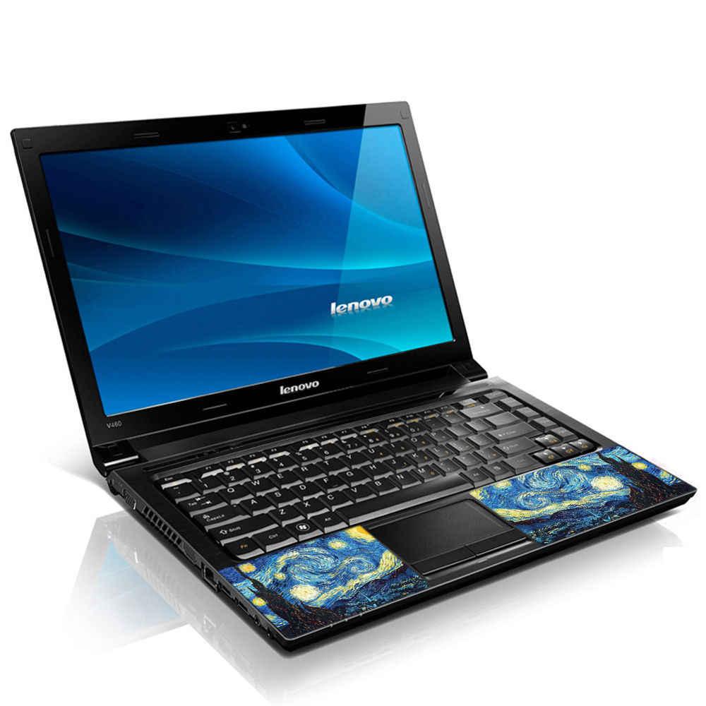 """מחשב נייד מחברת מדבקות מדבקת כיסוי עור מגן מסך לשימוש חוזר עבור 15.6 """"16"""" 17 """"17.3"""" 17.4 """"Macbook ASUS Lenovo HP DELL Acer"""