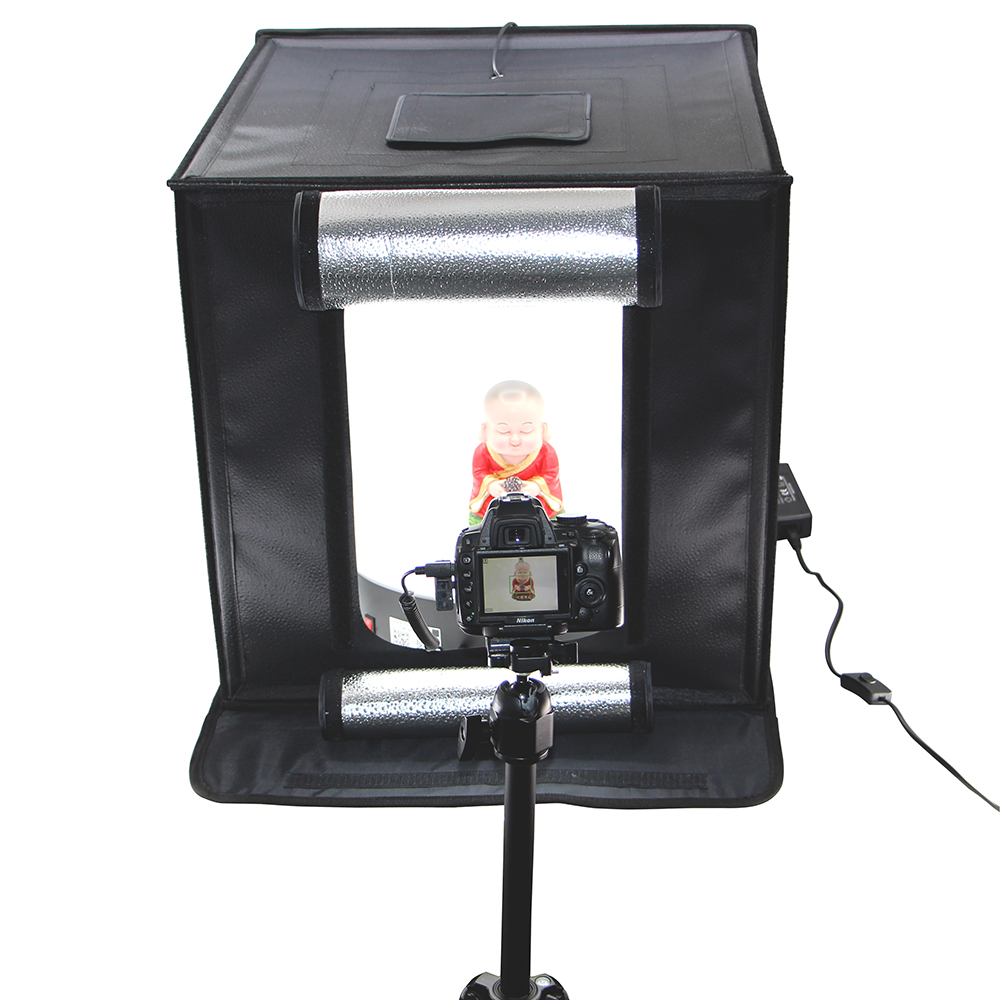 LED550 Portable Photo Studio 22 Inch,50W Mini Lighting Kit