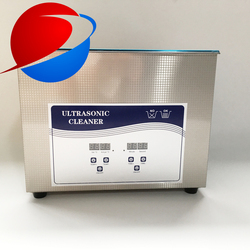 10 liter Digital Ultrasonic Cleaner High Capacity with SUS Basket for cleaning automotive parts
