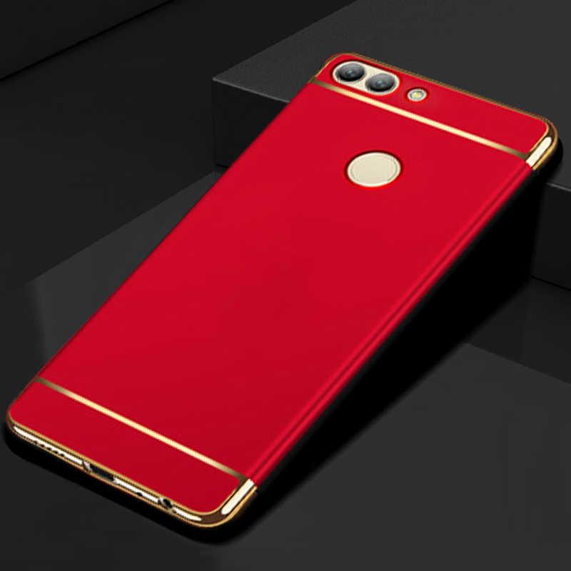KaiNuEn orijinal telefon pil arka etui, coque, kapak, kılıfı için huawei p akıllı enjoy 7s koruyucu sert plastik aksesuarlar pc