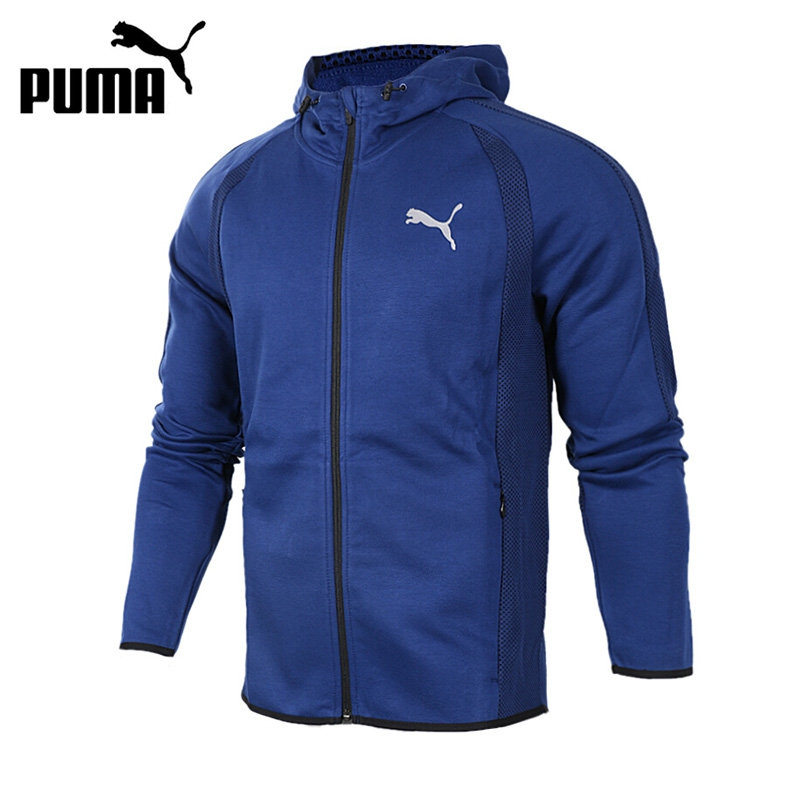 Original New Arrival 2017 PUMA Evostripe Ultimate FZ Hoody Men's Jacket Hooded Sportswear толстовки puma толстовка disrupt fz hoody