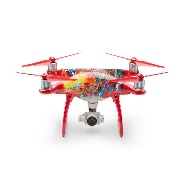 Envío gratis dji phantom 4 año nuevo chino edición rc drone vía el ccsme