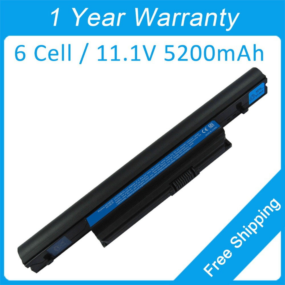 6 cell laptop battery for <font><b>acer</b></font> Aspire <font><b>4820TG</b></font> 3820ZG 5820G 7739G 7745G AS5745P AS2010B AS10B7E BT.00607.128 LIP6297 NCR-B/659 image