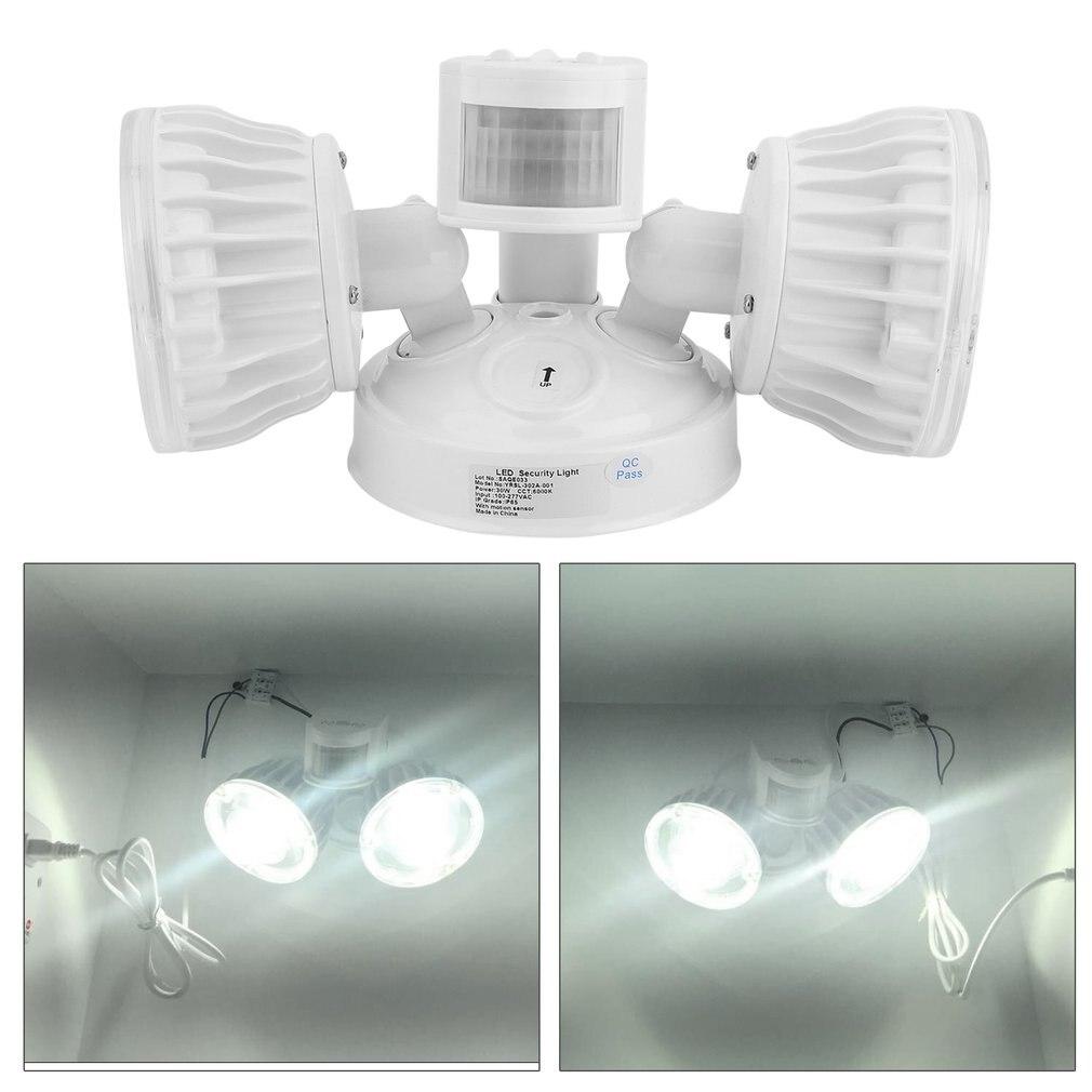 Super Bright 30w Led Security Flood Light Outdoor Sensor