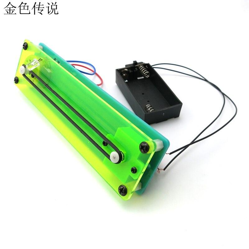 F19153 jmt driveline gerador kit ciência popular brinquedos educativos pequeno modelo de montagem produção brinquedo diy