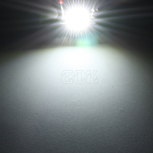 Image 5 - 100pcs/lot Festoon 31mm led canbus light  Dome Festoon 10SMD 4014 LED CANBUS Car Interior Reading  No Error
