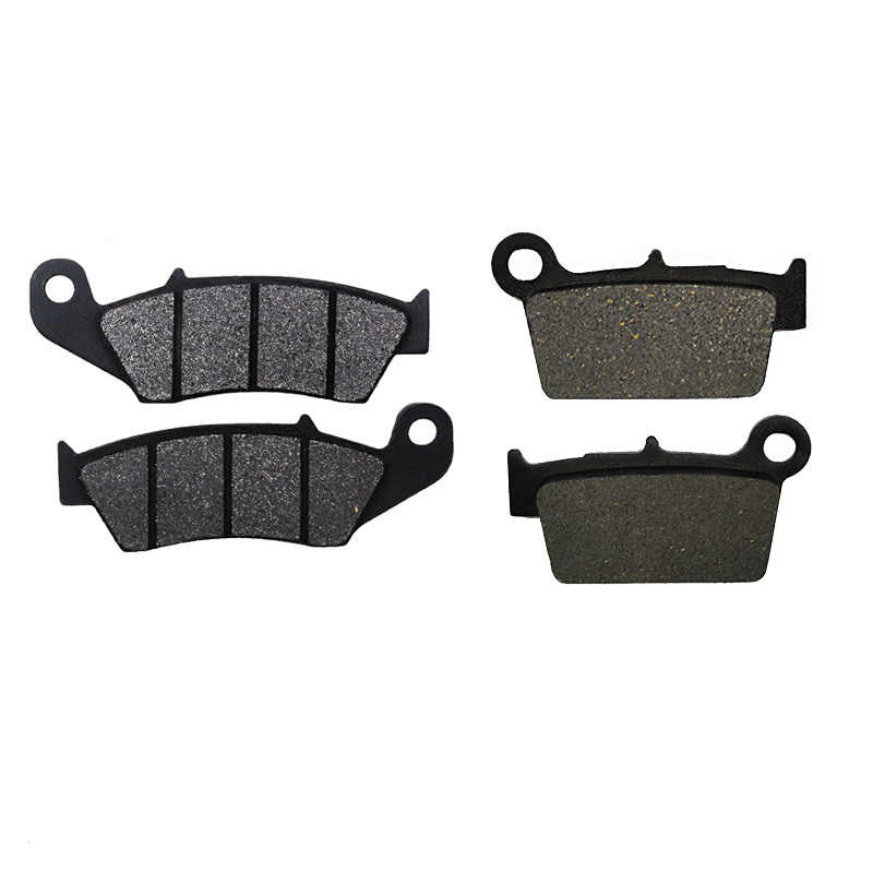 Motorcycle Front and Rear Brake Pad for YAMAHA YZ450F YZ 450F 2003 2004  2005 2006 2007 WR 450F WR450F 2003-2010