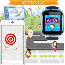 Q528 GPS Smart Watch Baby Watch
