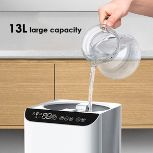 Image 2 - 13L large Cpacity Humidifier Household Industry Commercial Air Humidifier Smart Timing Remote Control Diffuser Sprayer