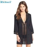Women S Beach Coverups 2017 Chiffon Beach Cover Up Dress Sarong Bathing Suit Beach Tunic Cover