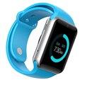 Interpad smartwach esporte pedômetro bluetooth 4.0 smart watch relógio android conectado com suporte de câmera cartão sim smartwatch