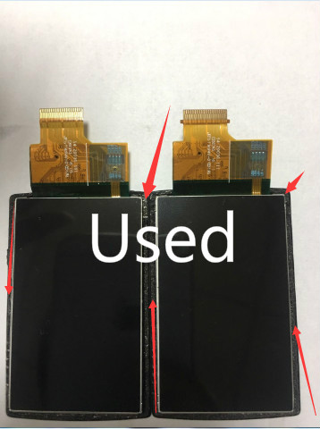 Image 2 - New Original For Xiaomi YI 4K 4K+ LCD Display panel Screen with touch panel cash commodity-in Mobile Phone LCD Screens from Cellphones & Telecommunications