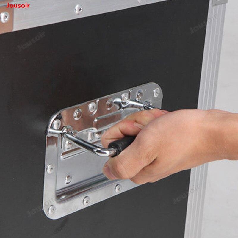 Lampe Aluminium box Air box 4 füße 4 rohr lange reihe gerade rohr kalt licht set Aluminium box kompatibel CD50 t03 - 6