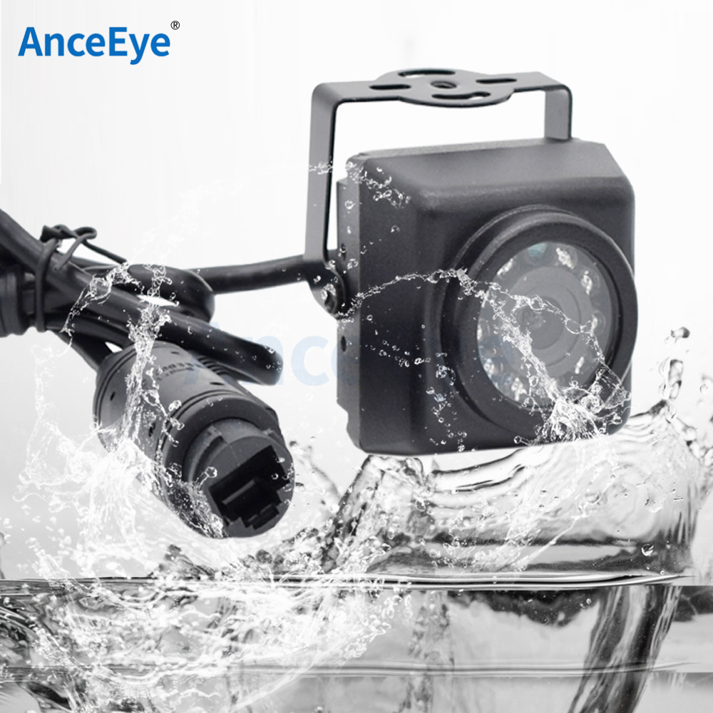 Aspiring Anceeye Camhi 48v Poe Tf Card Mini Ip Camera 960p H.264 Outdoor Night Vision Surveillance Ip Camera Motion Detection Remote Acce Elegant And Graceful Security & Protection Surveillance Cameras