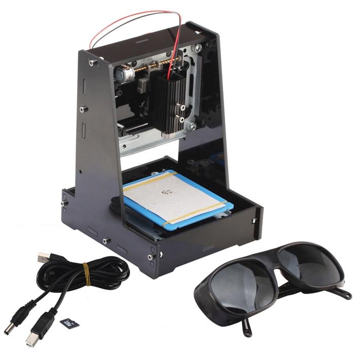NEJE JZ-5 Mini Laser Engraving Machine Frame / Weak Light Automatic Positioning 500mW DIY Print 3D mini USB EngraverNEJE JZ-5 Mini Laser Engraving Machine Frame / Weak Light Automatic Positioning 500mW DIY Print 3D mini USB Engraver