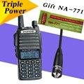 Uv82hx baofeng uv-82 walkie talkie 8 w radio de dos vías portable puxing radio uv82 transceptor de radio fm de largo alcance de doble banda px-888k