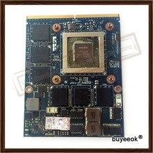 100% Original GTX560M GTX 560M Video Card For TOSHIBA X770 X775 1.5GB Graphic Card LS-7191P GTX 560 Display Card Tested Working