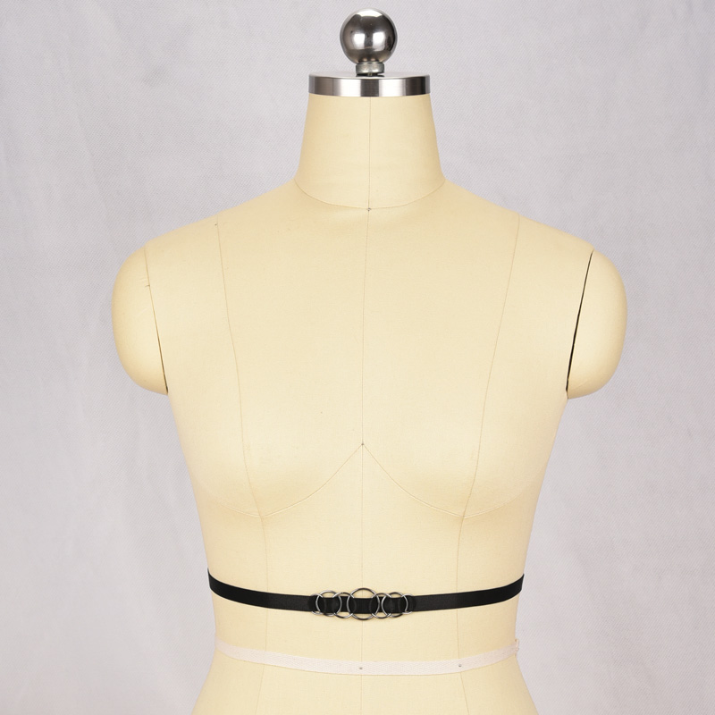 123d154f237 ᐂHarajuku Goth Waist Harness Women s Sexy Body Harness Waist ...