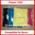 Alta qualidade pó de toner compatível para Fuji Xerox Phaser 7500/7500DN/7500DT/7500DX/7500N Frete Grátis