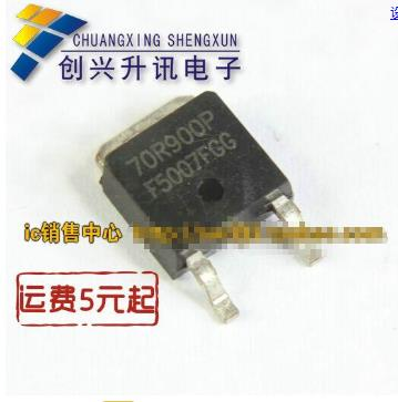 1pcs/lot 70R900P LCD Supply Tube TO-252 Package