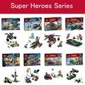 DECOOL LEPIN Ladrillos de Construcción Sets Marvel Super Heroes Avengers Batman Superman superhéroe Figuras de Juguete Compatible Legoe Edificable