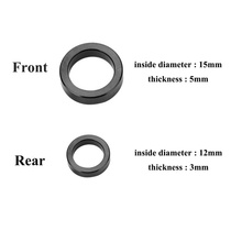 Bike Hub Adapter Front 100mm Conversion kit to 110mm Rear Hub 142mm to 148mm