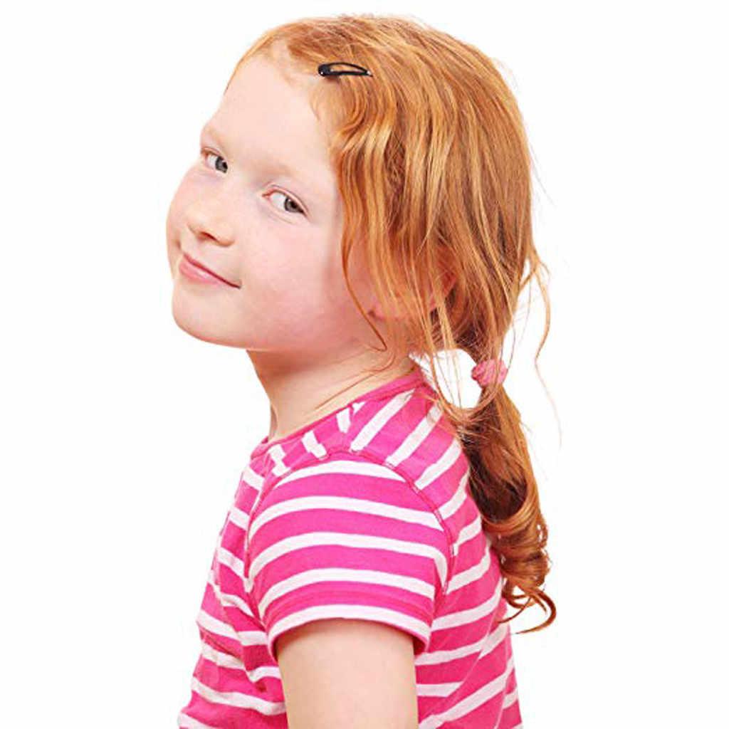 50 PC Bayi 2019 Gadis Rambut Pin Pin Cute Mini Rambut Klip Snap Kain Putri Bayi Haar Acessories Rambut Anak-anak pin Set