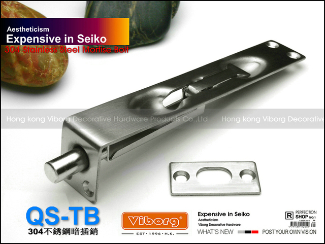 Viborg 20cm 8 Quot 304 Stainless Steel Door Bolt Security