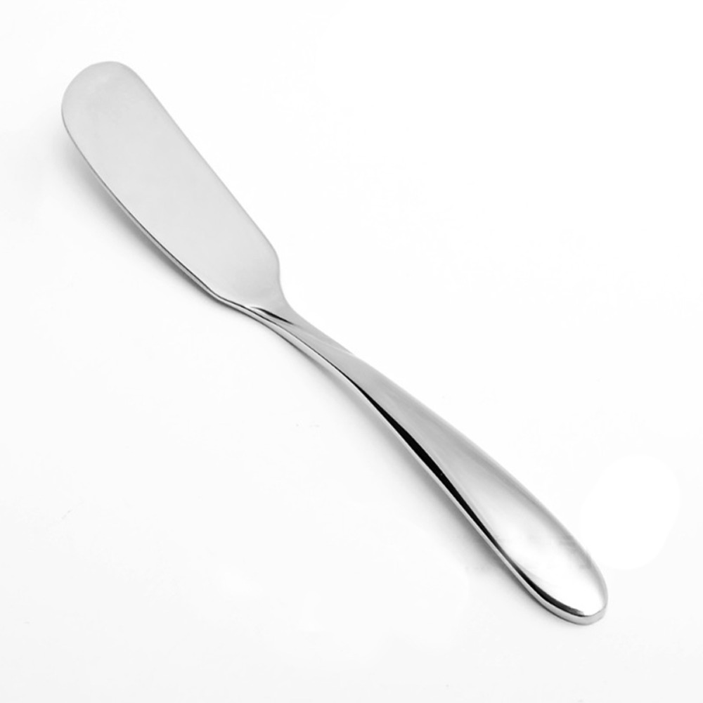 inoxidable cubiertos utensilio mantequilla cuchillo de queso esparcidor de postre de mermelada desayuno tool nuevo