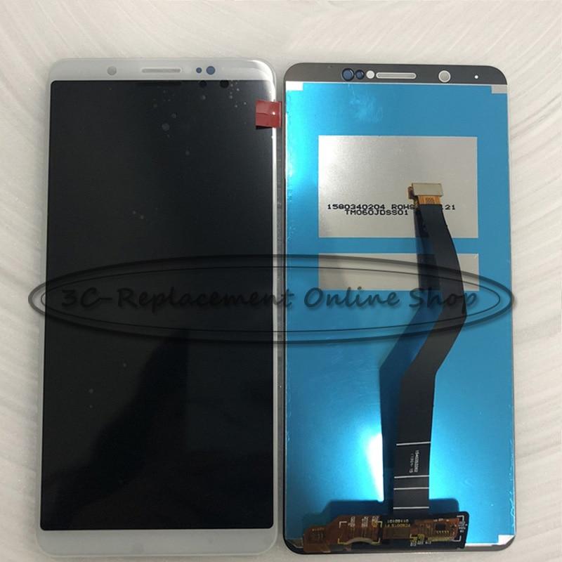 Высококачественный черный/белый ЖК-дисплей для vivo Y79, дисплей с сенсорным стеклом, дигитайзер в сборе для Vivo Y79A PD1708A Lcd